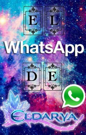 El WhatsApp De Eldarya ~♡~ by El_Rincon_De_Akira