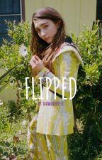 flipped ➸ riarkle by mawonderful