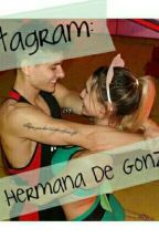 La Hermana De Gonza  by Sam_ftNayano