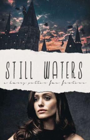 Still Waters → F.WEASLEY ✔️ by _MrsFredWeasley