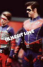 •{IL}LEGIT LOVE.• Henry\Kid Danger x Ray\Captain Man by DangerousAlicia