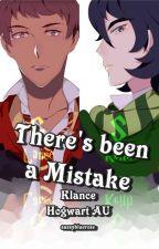 There's been a Mistake I Klance - Hogwart AU I by sassybluerose