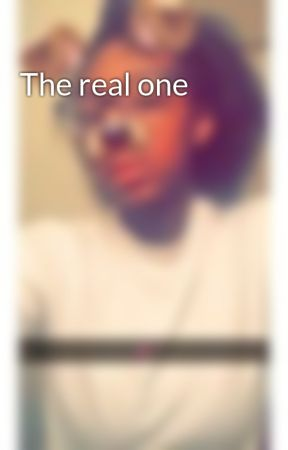 The real one  by ZariahWhite