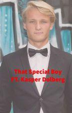 That Special Boy Ft. Kasper Dolberg by Larissa2701