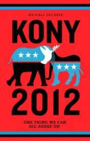 STOP KONY 2012!!! by MackieIsLegit69