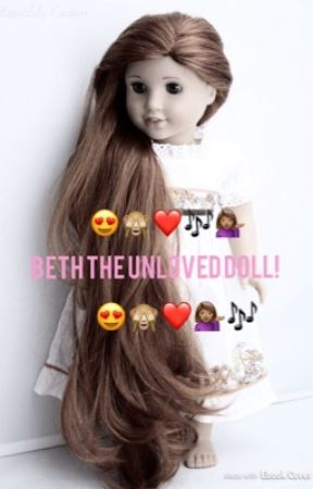 Beth the unloved doll by KittyQueen112