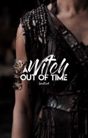 A Witch Out of Time by Fluxisms