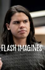 The Flash Imagines and gif imagines by FcleighWriting