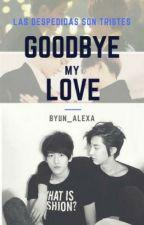 GOODBYE MY LOVE by Byun_Alexa