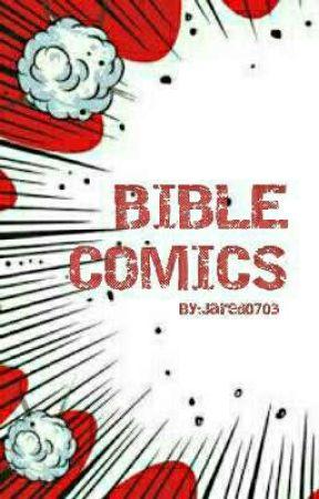 Bible Comics by Jared0703