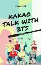 Kakao Talk with BTS by reallybro_