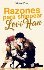 Razones para Shippear Levihan by xLola-Zoe