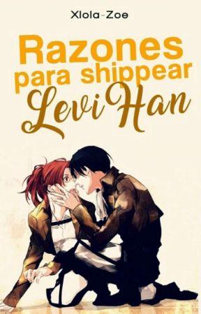 Razones para Shippear Levihan by xfabianaa