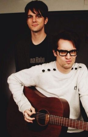Brendon Urie and Dallon Weekes by brendonandryanross