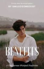 Benefits ~ Cole Sprouse by SmileCozWeExist