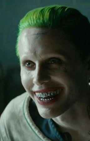 Love Sucks (Vampire!!Joker x reader/Suicide Squad by BriannaWinx