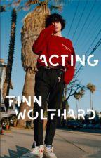 acting - finn wolfhard [✓] by -trashytozier