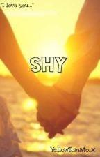 Shy ( En ) by YellowTomato_x