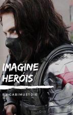 Imagine Heróis by gabimustdie
