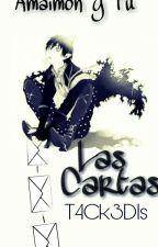 Las Cartas. «Amaimon y Tú»  by T4Ck3D1s
