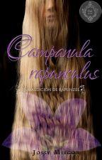 Campanula rapunculus: la maldición de Rapunzel © by JossyMirgon