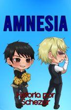 Amnesia by schezar