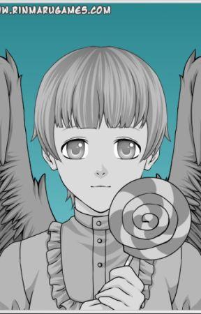 The angel by torpetavantas