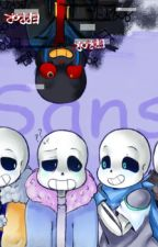 AU Sans x Reader Oneshots!!! by Featherclaw78