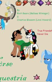 Norse Equestria (Loki/My Little Pony fanfiction) by CreativeBlossom1