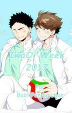 IwaOi Week 2017 by BabiPanda-chan