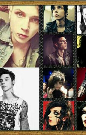 Untitled Love (Andy Biersack Love Story)  by s0c1a11yAwkward3m0