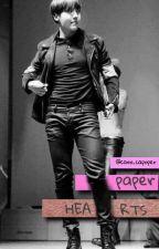 PAPER HEARTS [Jung Hoseok & Tu]18+  by caro_capoper