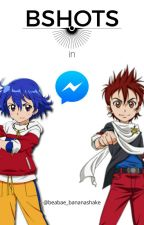 B Daman Fireblast characters uses Messenger by Sorry_cantfinduser