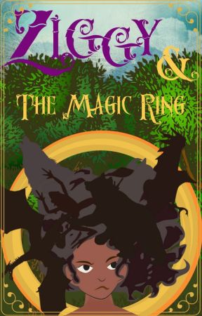 Ziggy and the Magic Ring by StormlitFain