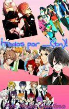 -todos Por __(tn)-brothers conflict,diabolik lovers, Free! Y Tu  by YosoyraizaQuintana