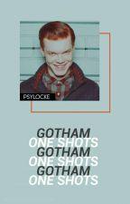 GOTHAM  by PSYL0CKE
