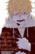 It's Scary What A Smile Can Hide by Haikyuutsukkitrash