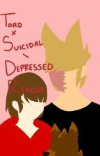 Tord x Depressed/Suicidal Reader by VillainDarkesCafe