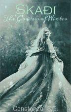 Skaði. The Goddess of winter. by CoSG1994