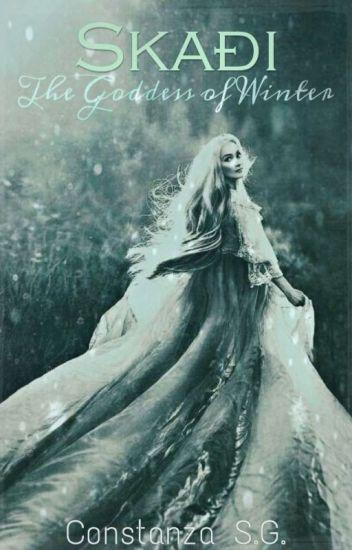 Skaði. The Goddess of winter.