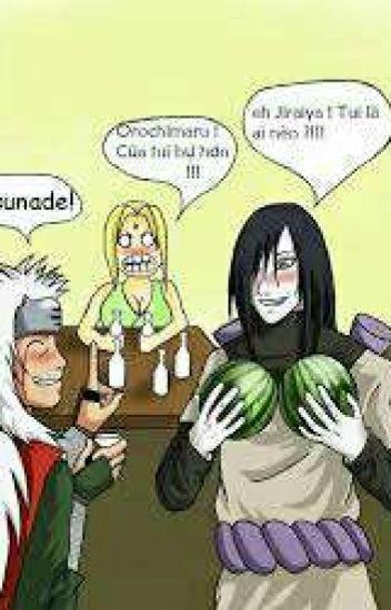 Naruto chế và Doujinshi