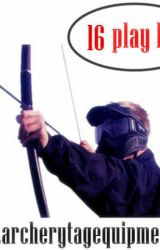Archery Tag Equipment by archerytagequipment