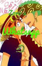Zoro's Whatsapp  by KiraAkuma1