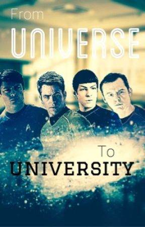 Star Trek fanfic by RainColeman
