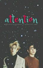Attention| markjin by markjinranger