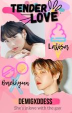 She's inlove with the Gay [ COMPLETED] [Exo Baekhyun FF x BlackPink Lisa FF ] by Demigxddess