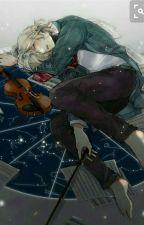 the violinist  by tashany56