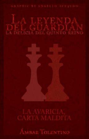 (Próximamente) La leyenda del guardián: la delicia del quinto reino by CazadoraLunar