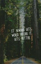 It Always Gets Worse Before It Gets Better by SongShiwon_