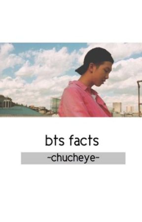 BTS Facts by iyoongination